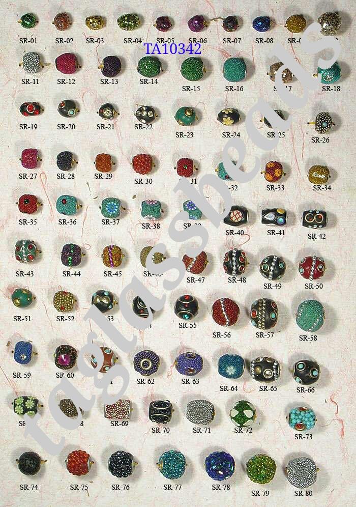 Kashmri Beads