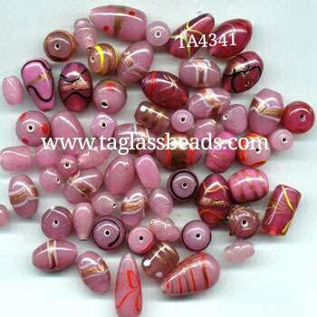 Mix Glass Beads
