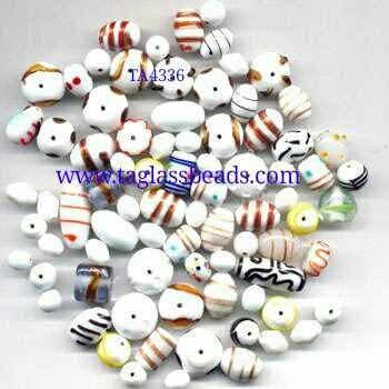 Mix Glass Beads