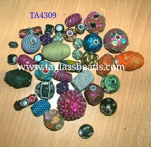 Mix kashmri Beads
